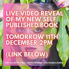 11th December: LIVE TOMORROW 2pm!!!😱