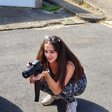 I have been using my DSLR camera to take all my photographs