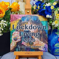 17th January 2021: OVER 70 BOOKS SOLD!!😱 Thank you so much to everyone who has bought a copy, I hope you enjoy looking through and reading all the personal lockdown stories!📚 So far we have raised £108 for The Big Issue Foundation (registered charity number 1049077) Please share a picture of your copy of 'Lockdown Living 2020' for a mention on my story❤