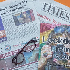 16th February: I'M IN THE TIMES NEWSPAPER!!📰😁  So happy to see they put an article about my book in The Times newspaper as well as online!!🗞💻  The paper came out on Thursday 18th February, however I had to give it the ol' 3 day quarrantine before photographing!📸