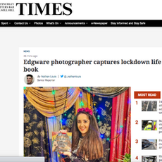 10th February: So happy to see my book Lockdown Living 2020 made it into The Times news for Barnet, Borehamwood and Harrow!!😁 A couple of photo's included in my book that have not been shared yet are on the site too (you may be in one of them...)📸 Thank you again to everyone who has bought my book and if interested in purchasing a copy, the link to my shop is in my bio😊 10% of sales are donated to @thebigissuefoundation https://www.times-series.co.uk/.../19080254.edgware.../
