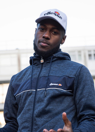He's Got Girls Twerking in the Tate: Meet Kadiata