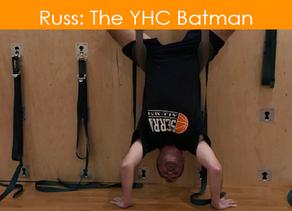 Meet Our YHC Batman: Russ is Wowing Us