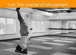 The YHC Mega-Maestro of Movement
