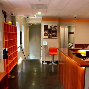 Studio 3 Lobby
