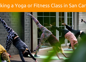 Our Classes: Picking a Yoga or Fitness Class in San Carlos