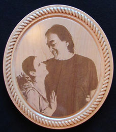 Laser Engraved Photos Boise