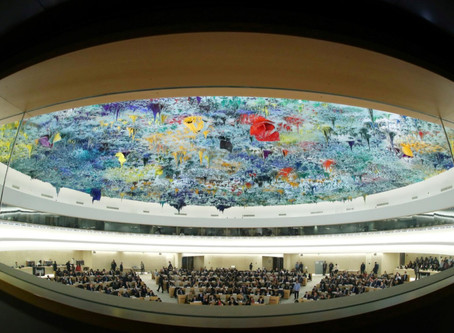 China, Russia Elected To UN Human Rights Council