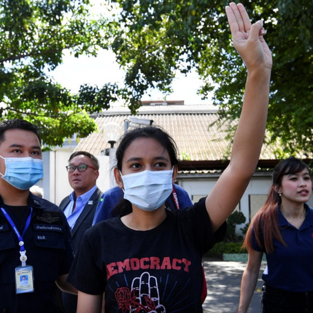 Thai Government Rolls Back Protest Ban