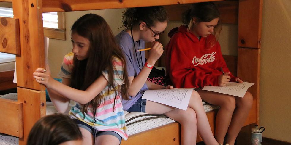 Bridgeport in a Box Junior High Camp (Part 1)