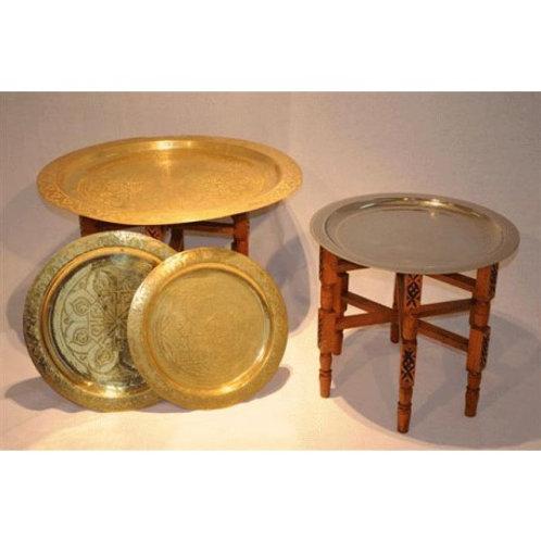 Table d'appoint orientale Cronos