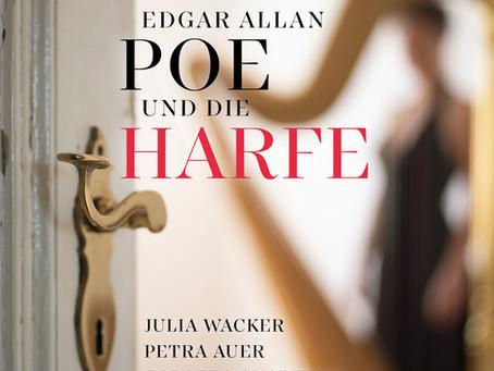 """Die CD """"Edgar Allan Poe und die Harfe"""" ist da!"""