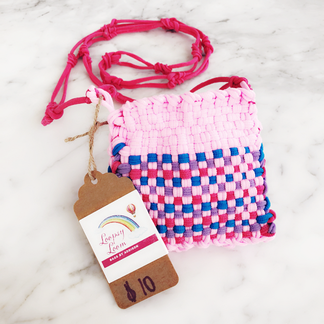 Loopsy Loom Purse