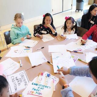 Girlpreneur business planning session