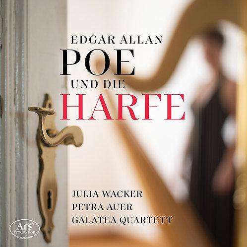 CD Edgar Allan Poe und die Harfe