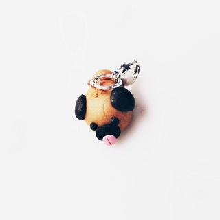 Pug Life Charm
