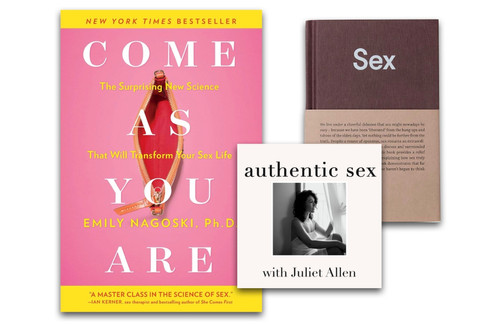 Best sex books and podcasts to indulge in!