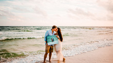 Sarah + Kyle | Destin Beach Anniversary Session
