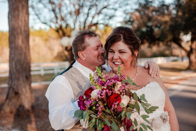 Joe + Angela | Rustic Elegant Farm Wedding | Sowell Farms | Milton, Florida