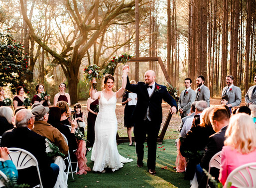 Jamie + Vince | Wedding at The Elizabeth | Grand Bay, Alabama