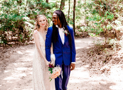 Mike + Kayleigh   Outdoor Barbeque Wedding   Blakeley State Park   Spanish Fort, Alabama