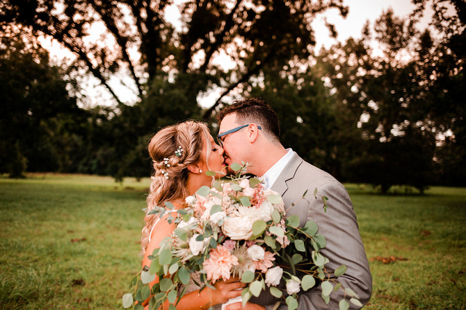 Nick + Kayla | Belforest Pointe Wedding | Daphne, AL