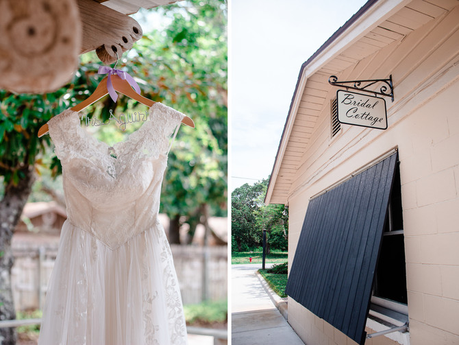 Destin Bay House Garden Wedding | Destin Florida | Destination Wedding Photographer