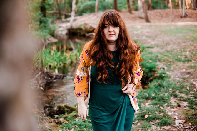 Leslie | Artist Headshots | Fairhope Alabama Photographer