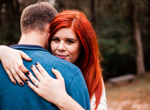 Katie + Greg | Engagement Session | Silverhill, Alabama