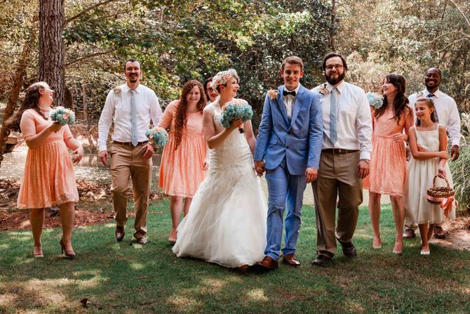 Hannah + Logan | Bella Sera Garden Wedding | Loxley, Alabama