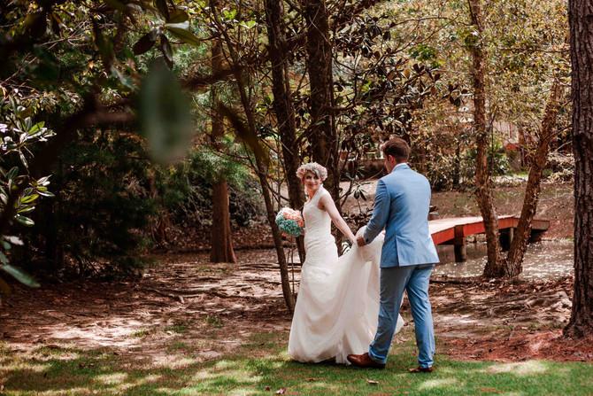Hannah + Logan | Bella Sera Gardens Wedding | Loxley, AL
