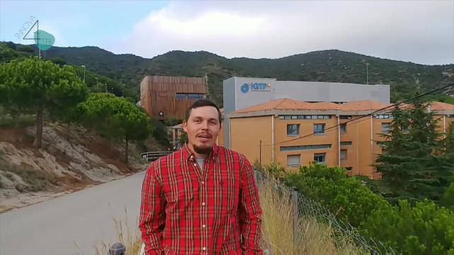 Stanislav Pavskyi. From Ukraine to Spain