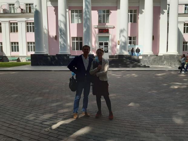 Olena & Andrii