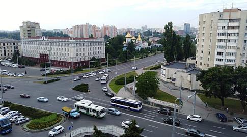 Streets of Moldova