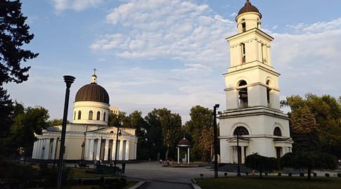 Different Moldovan architecture