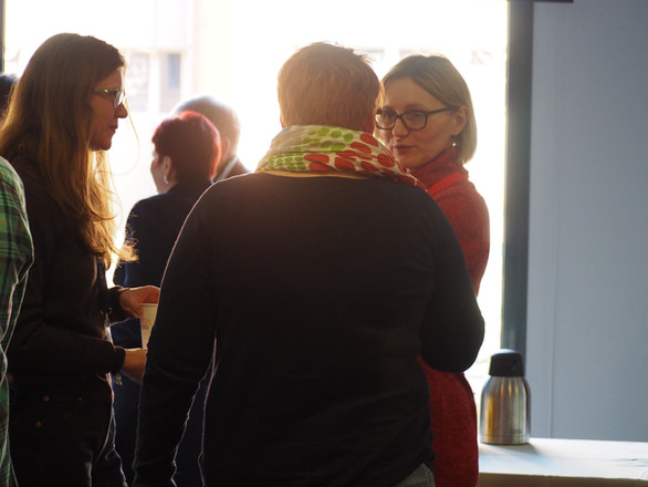 Networking during the KoM