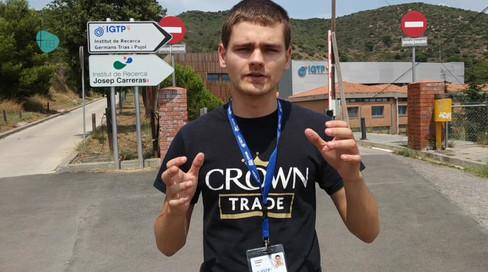 Alex Ilchenko. From Ukraine to Spain