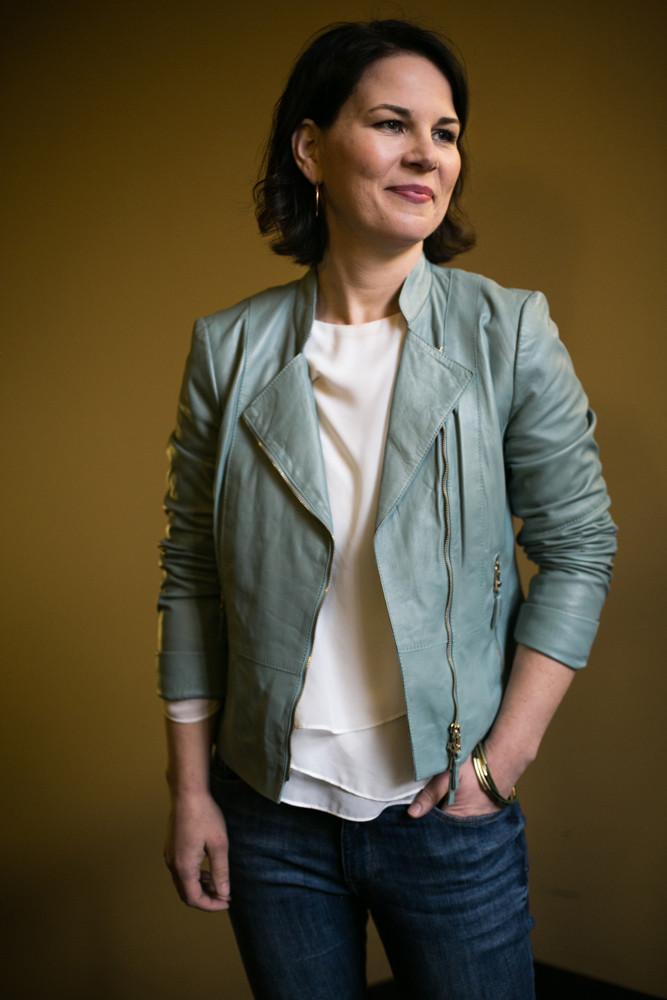 Annalena Baerbock - Bundesvorsitzende der Grünen