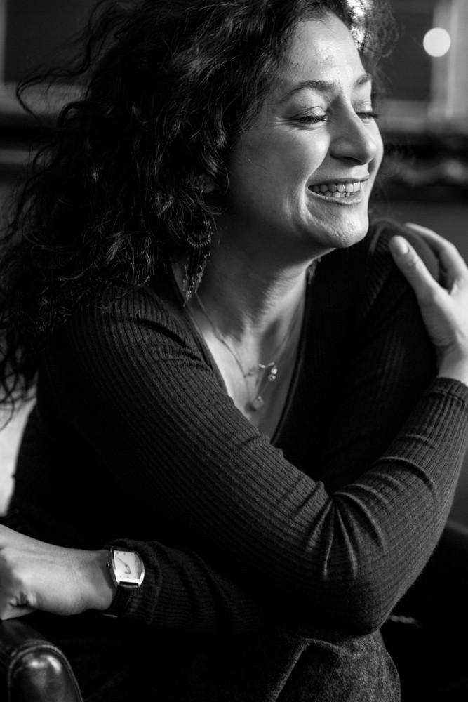 Ece Temelkuran - Autorin und Journalistin