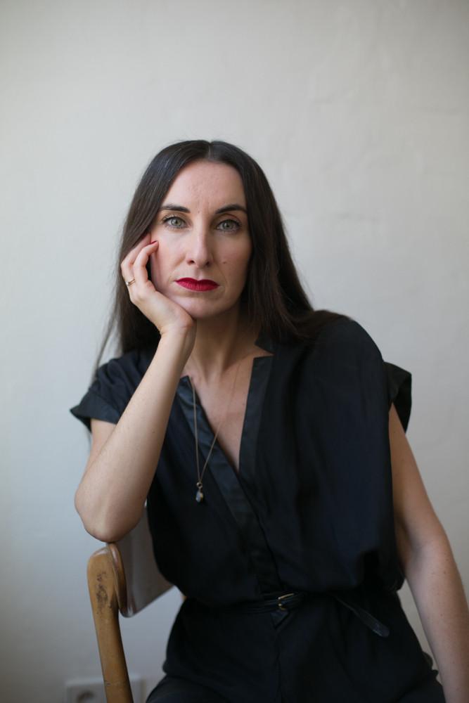 Mirna Funk- Autorin