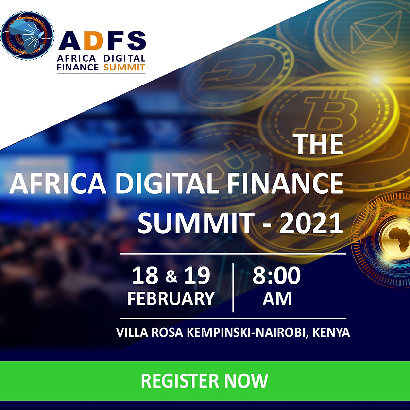 AFRICA DIGITAL FINANCE SUMMIT 2021
