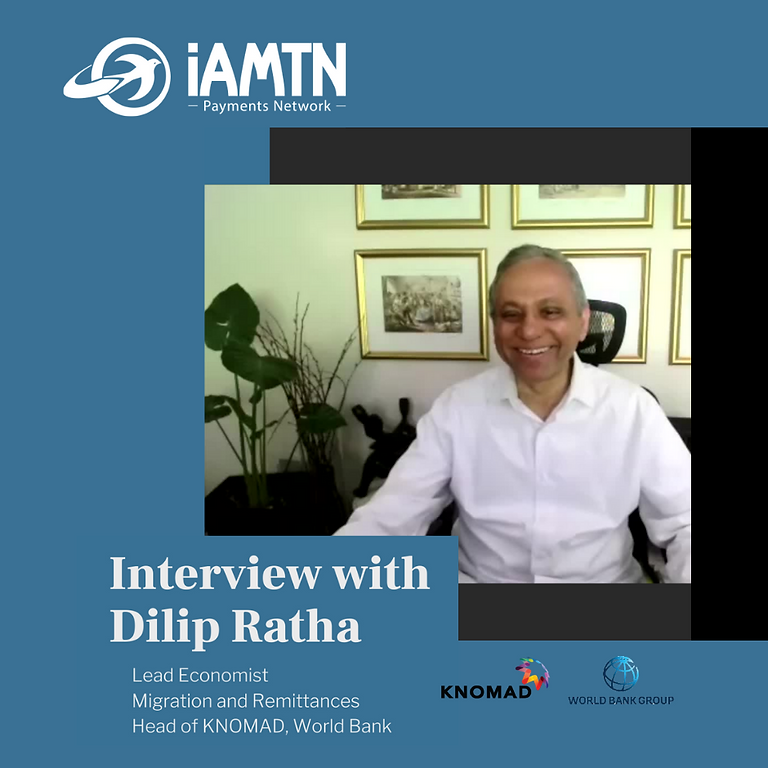 Interview with Dilip Ratha - Resilience: COVID-19 Crisis Through A Migration Lens