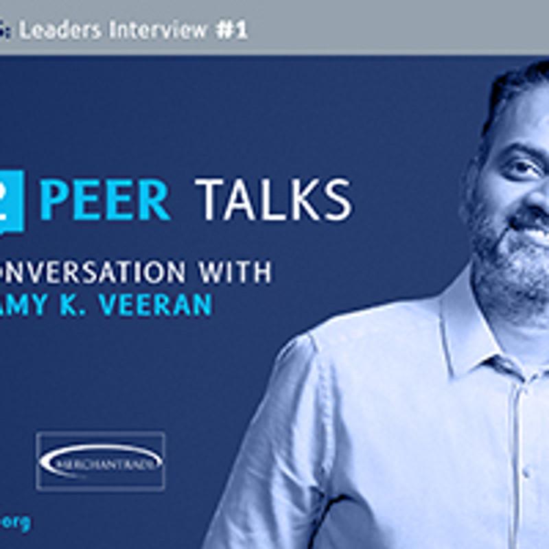 Peer 2 Peers Talks with Mr. Ramaswamy K Veeran