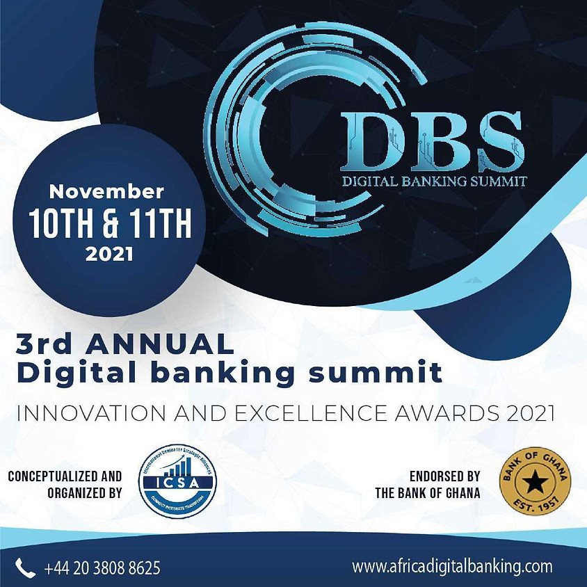 3rd Annual Digital Banking Summit - Innovation And Excellence Awards