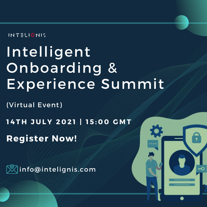 Intelligent Onboarding And Experience Summit
