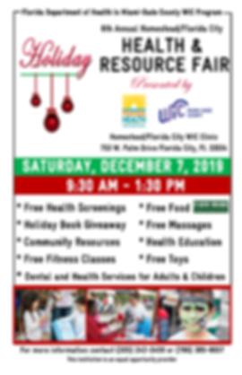6th Annual Homestead-Florida City Health