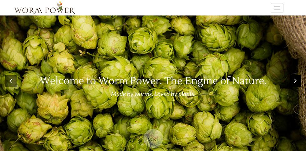 Wormpower Homepage