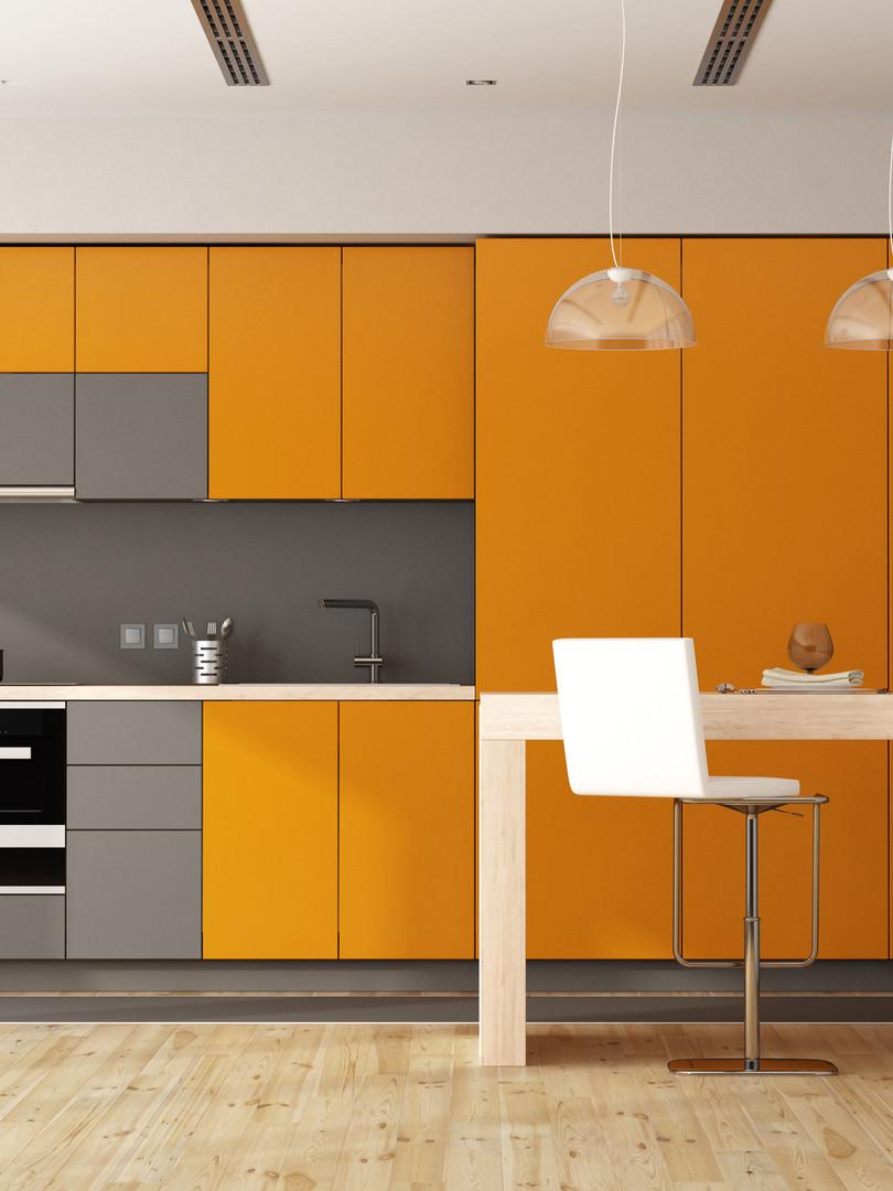 Furniture Wrap - Kitchen Wrap