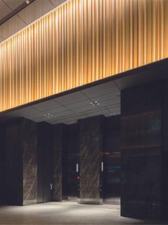 Wood wrap facade