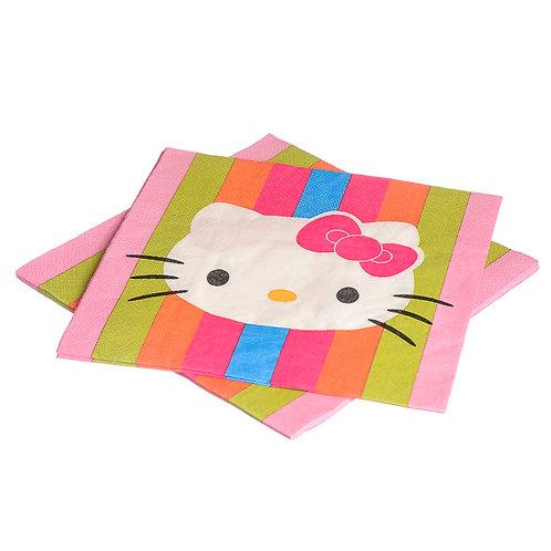 Hello Kitty Paper Napkins